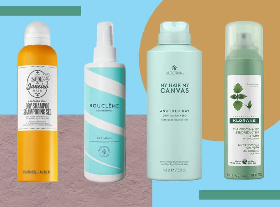 The 5 Best Dry Shampoos For Damaged Hair