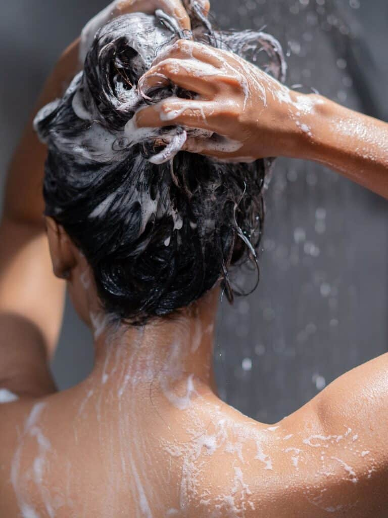 Conditioners can be applied before shampooing in some cases.