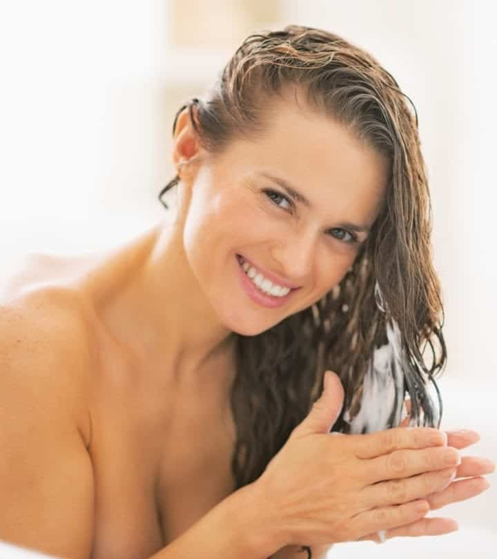 Conditioners protects the hair from the harmful effects of the external environment