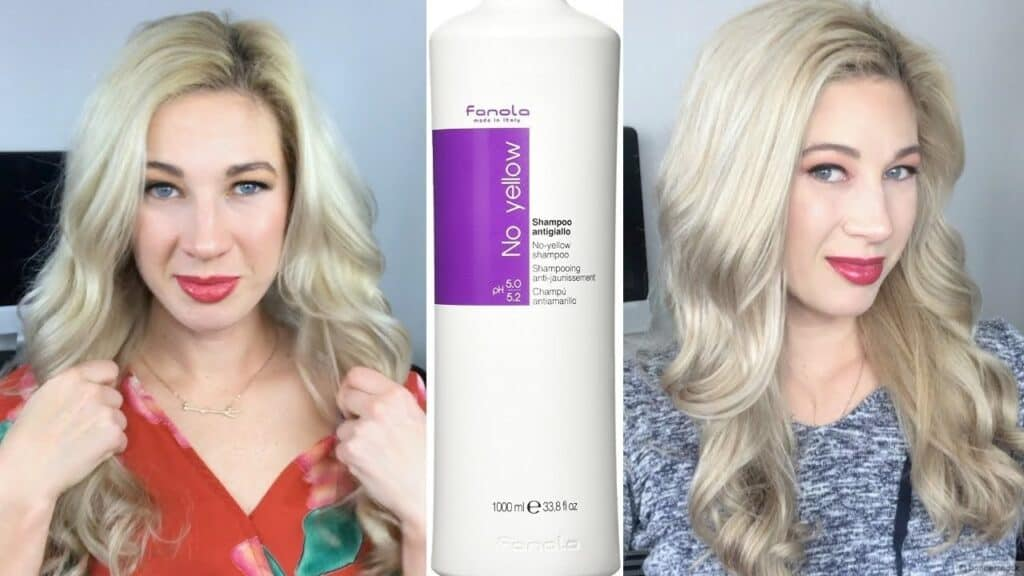 Purple shampoo only helps light-colored hair to reduce dullness or enhance hair tone.