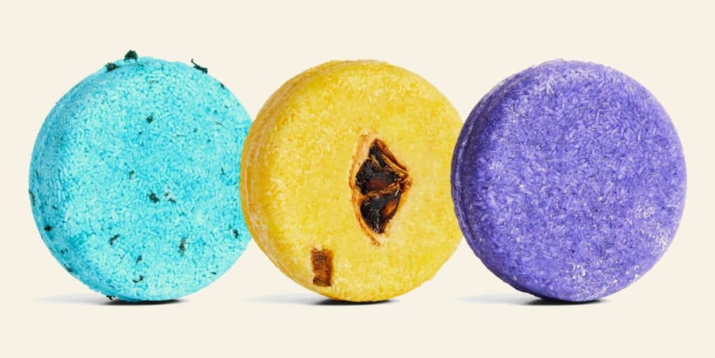 The shampoo bars need to be stored carefully in order to be fresh all the time