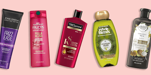 Using different shampoo and conditioner is not a bad thing