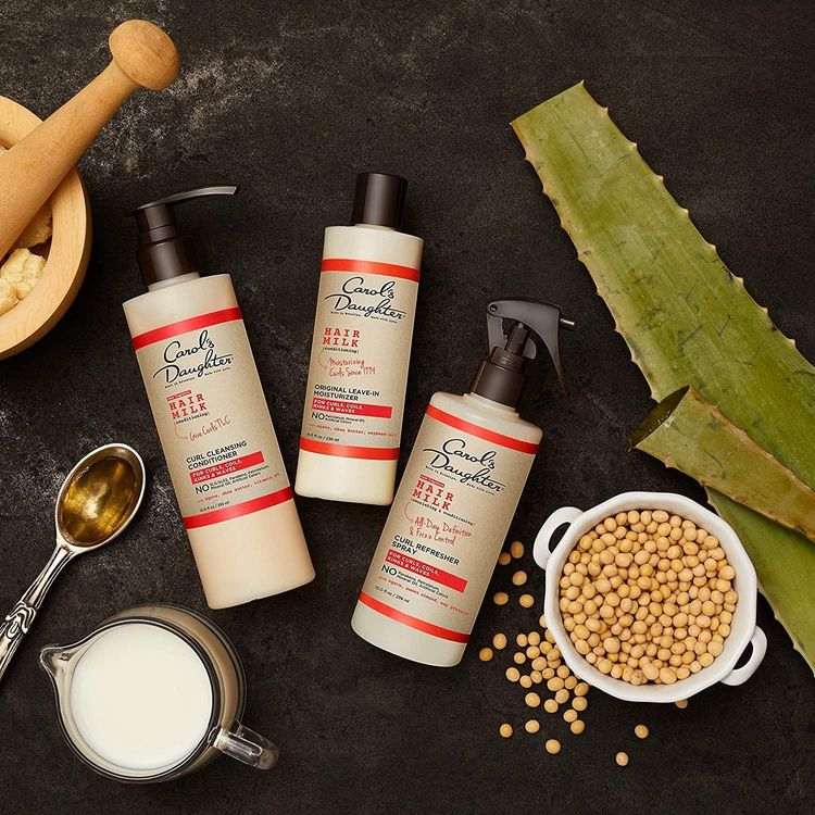 Carol's Daughter Hair Milk offers you soft, silky, and healthy hair.-2