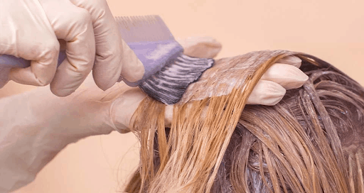 Effect your hair color