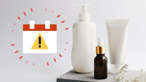 Expired shampoo can be harmful to your hair and scalp