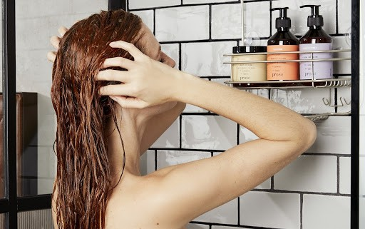 Leave-in conditioner does not need to be washed after use