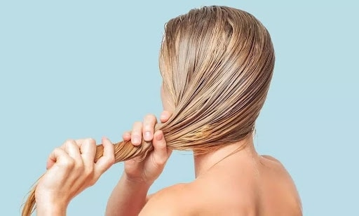 Leave-in conditioner should be applied to hair while it is still damp