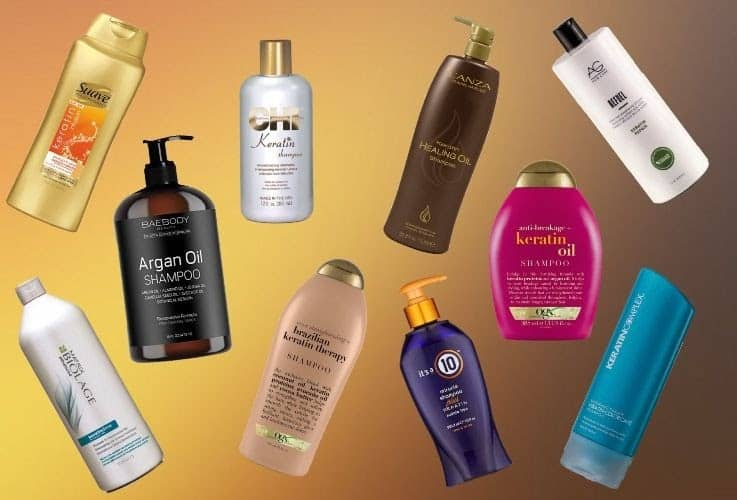 There are many different keratin treatments for hair
