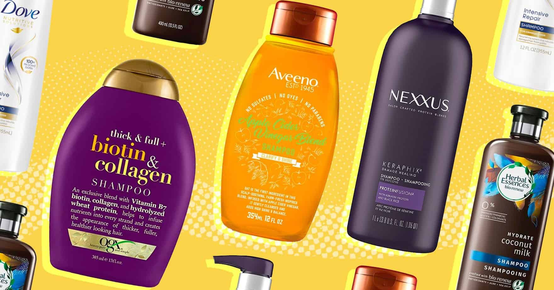 Best Shampoos For Static Hair