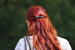 Brassy Strands Will Appear On Red Hair After A Few Weeks.