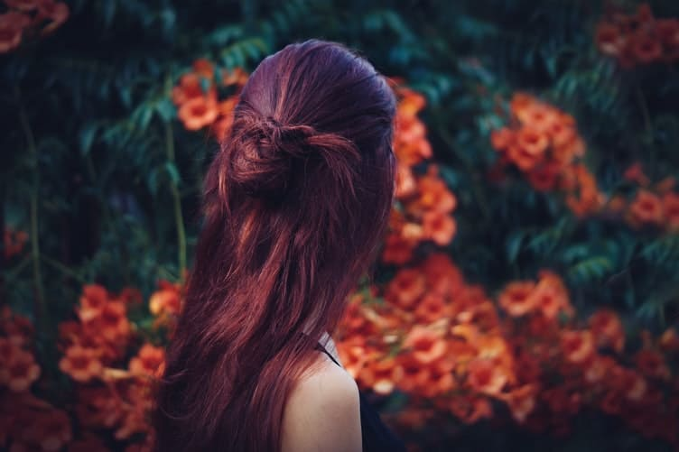 Purple Shampoo Brings Back Your Red Shade.